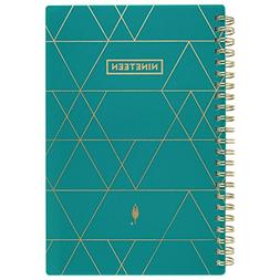 """inkWELL Press 2019 Weekly & Monthly Planner, liveWELL, 5"""" x"""