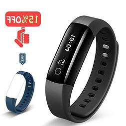 Arbily Fitness Tracker, Activity Tracker Heart Rate Monitor,