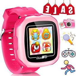 Kids Smart Game Watch - Digital Wrist Sport Smartwatch 3-12