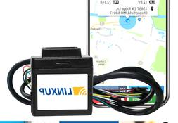 Linxup LPWAS1 Wired GPS Tracker with Real Time 3G GPS Tracki