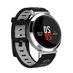 LtrottedJ Smart Watch Sports,Fitness Activity Heart Rate, Tr