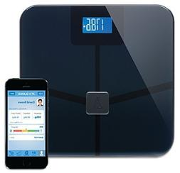 Wireless Smart Scale Track Weight, Bmi, Body Fat, Water, Wei