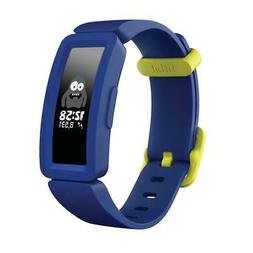 Fitbit Ace 2 Kids Activity Tracker, Night Sky/Neon Yellow #F