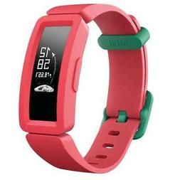 Fitbit Ace 2 Kids Activity Tracker, Watermelon/Teal #FB414BK