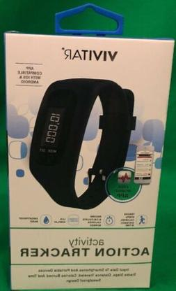 Vivitar Activity Action Tracker Fitness Watch Works With IOS