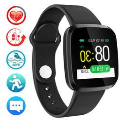Activity Smart Watch Waterproof Fitness Tracker Sleep Monito