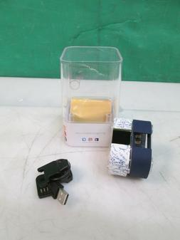 activity tracker android and ios compatible blue