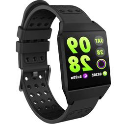 Activity Trackers Fitness Smart Watch Heart Rate Monitor Blo