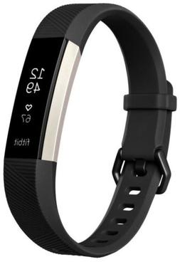 Fitbit Alta HR Heart Rate And Fitness Activity Tracker Black