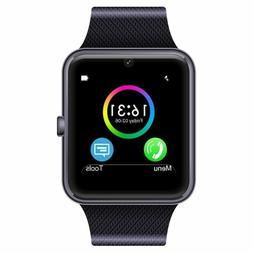 Fitness Activity Tracker Touch Screen Smart Watch with Camer