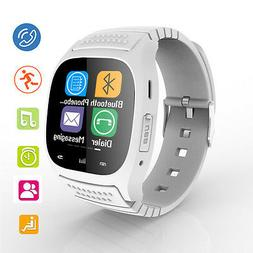 Bluetooth Smart Watch Activity Tracker For Android Samsung L