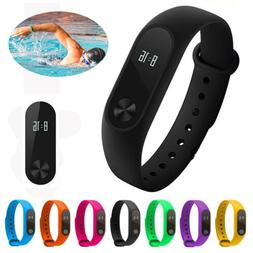 Bluetooth Sport Smart Watch M2 Wristband Bracelet Heart Rate