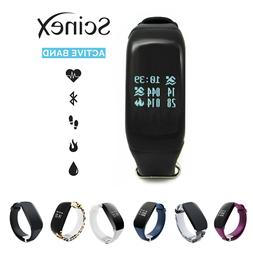 Bluetooth Sports Smart Watch Fitness Activity Tracker and He