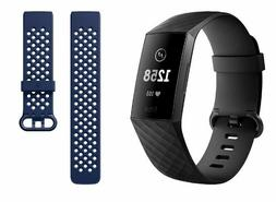 Fitbit Charge 3 Activity Tracker with Bonus Band - Large  24