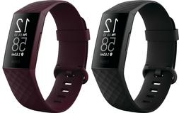 Fitbit Charge 4 Fitness Activity Tracker - Built-In GPS, Tou