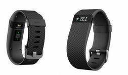 Fitbit Charge HR Heart Rate Fitness Activity Sleep Tracker W