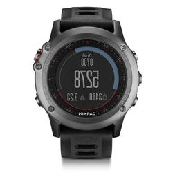 Garmin Fenix 3 GPS Fitness Watch Gray