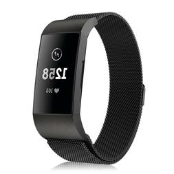 For Fitbit Charge 3 / Charge 3 SE Fitness Activity Tracker B