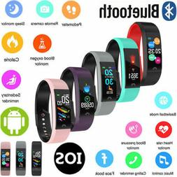 Style Waterproof Fitness Activity Tracker Smart Watch Heart