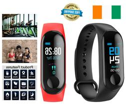 Fitness Activity Tracker Smart Watch Fit Bluetooth Step Fitb