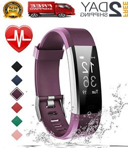 fitness activity tracker watch fitbit heart rate