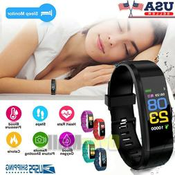 Fitness Smart Watch Activity Tracker Women Men Fit for Andro