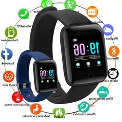 Fitness Smart Watch Activity Tracker Adult Kids Fit bit Andr