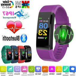 Fitness Smart Watch Activity Tracker Heart Rate Monitor Band