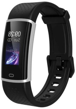 Fitness Smart Watch Activity Tracker with Heart Rate Monitor