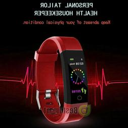 Fitness Smart Watch Activity Tracker Women Men Kid Fits Andr