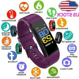 Fitness Smart Watch Activity Tracker WomenMen Kid Fitbit And