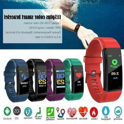 Fitness Smart Watches Activity Tracker Heart Rate Women Men
