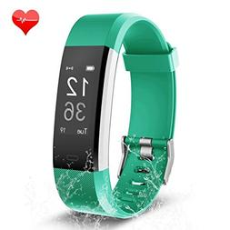 Fitness Tracker, Waterproof Activity Tracker Heart Rate Moni