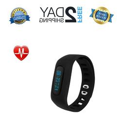 Fitness Tracker with Heart Rate Monitor, Lattie Smart Watch