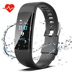 Saikee Fitness Tracker, Activity Tracker Watch with Heart Ra
