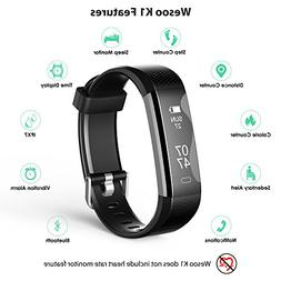 wesoo Fitness Tracker, K1 Fitness Watch : Activity Tracker S