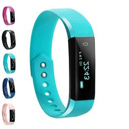 Fitness Tracker, LCStream Smart Watch Health Bracelet Activi
