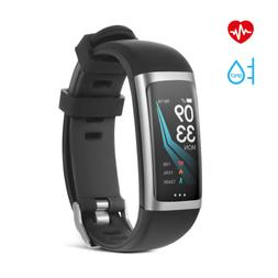 SAVFY Fitness Tracker Activity Tracker Smart Watch with Colo