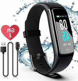 Fitness Tracker, Activity Tracker Watch with Blood Pressure