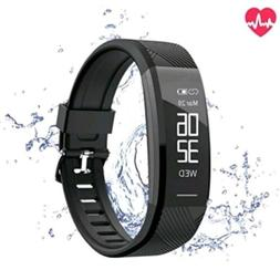 Teetox Fitness Tracker, Activity Watch Heart Rate Monitor Wa