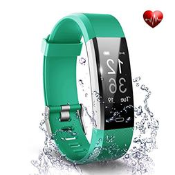 BADIQI Fitness Tracker- Waterproof Activity Tracker Heart Ra