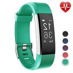 YAMAY Fitness Tracker, Fitness Watch Activity Tracker with H