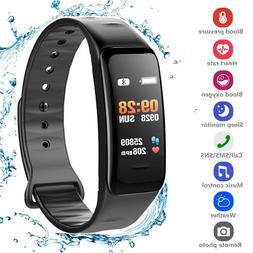 Fitness Tracker HR, Activity Tracker Smart Watch with Pedome