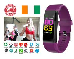 Fitness Tracker Smart Watch Fit Step Caolorie Bluetooth Fit
