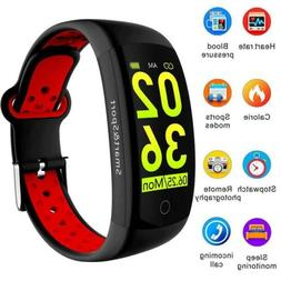 New Smart Watch Fitness Activity Tracker Sport Bracelet with
