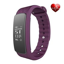 BADIQI Fitness Tracker Watch with Heart Rate Monitor Activit