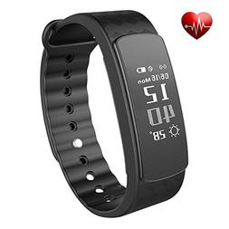 Fitness Tracker Watch with Heart Rate Monitor Activity Fitne