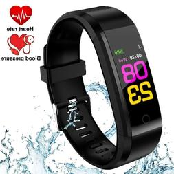 Fitness Tracker with Heart Rate Monitor Watch, Activity Trac