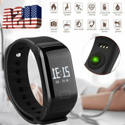 Fitness Trackers Smart Watch Bracelet Bluetooth Blood Pressu