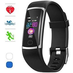 Fitness Trackers Tracker, Activity With Heart Rate Monitor A
